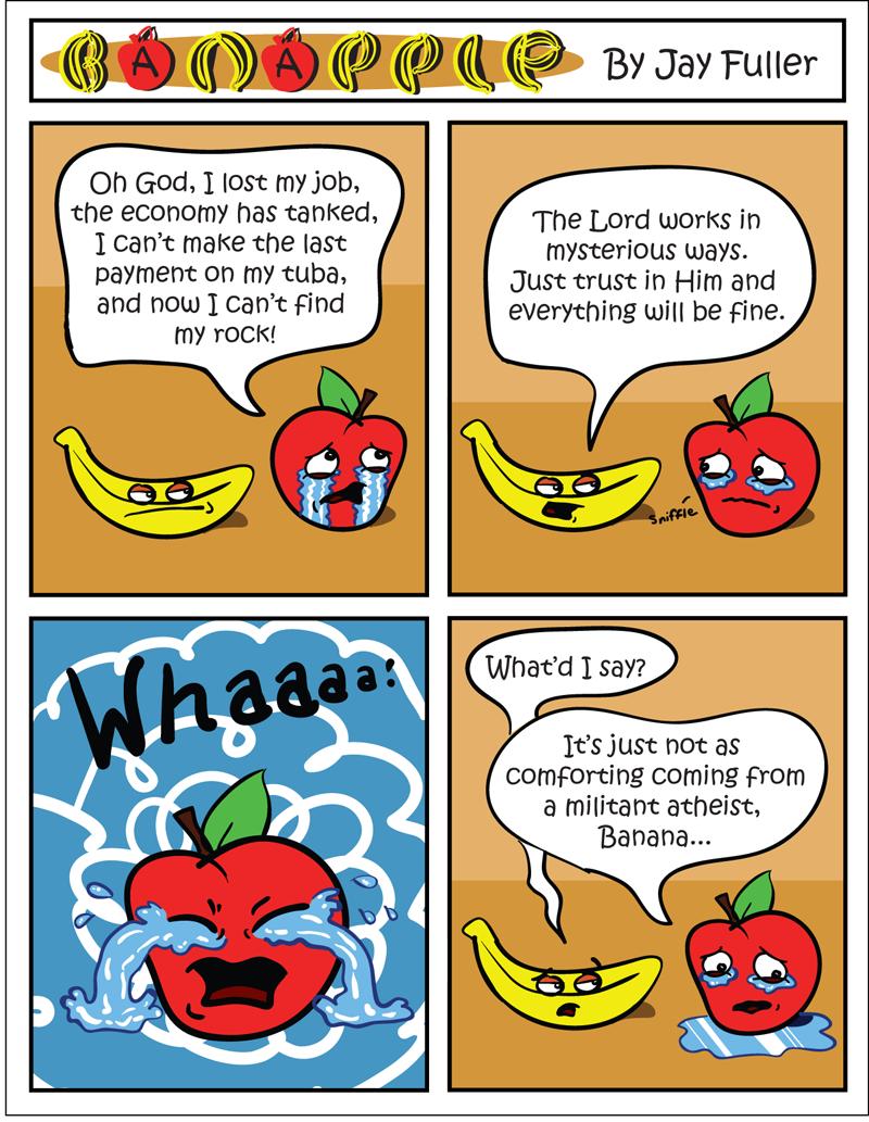 Banana Comforts