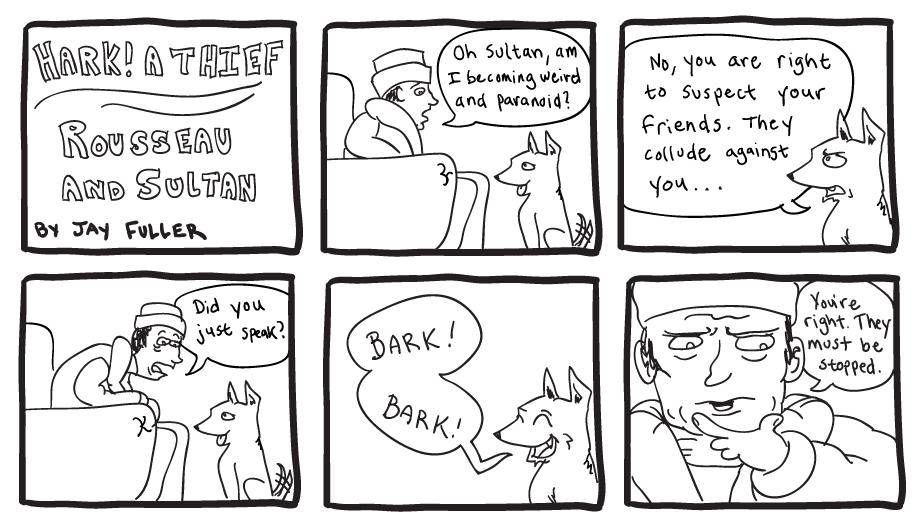 NOT BANAPPLE -- Hark! A Thief