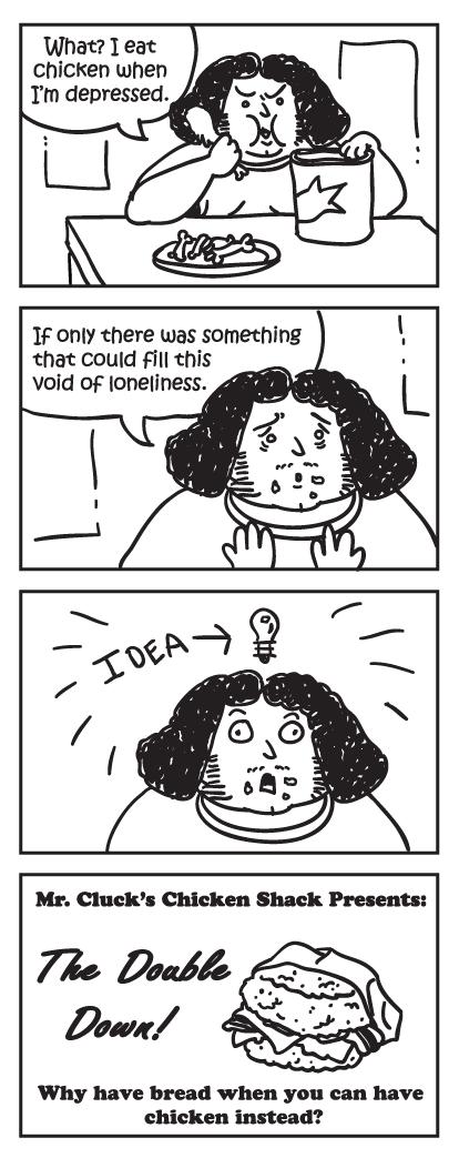 NOT BANAPPLE - Hurley's Big Idea [LOST comic]